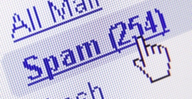 Spam Folder RBL email filter