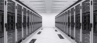 server cloud data center rack