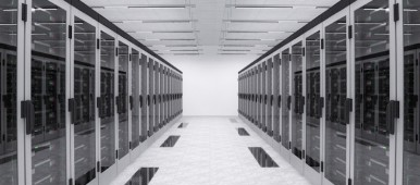 server cloud data center rack